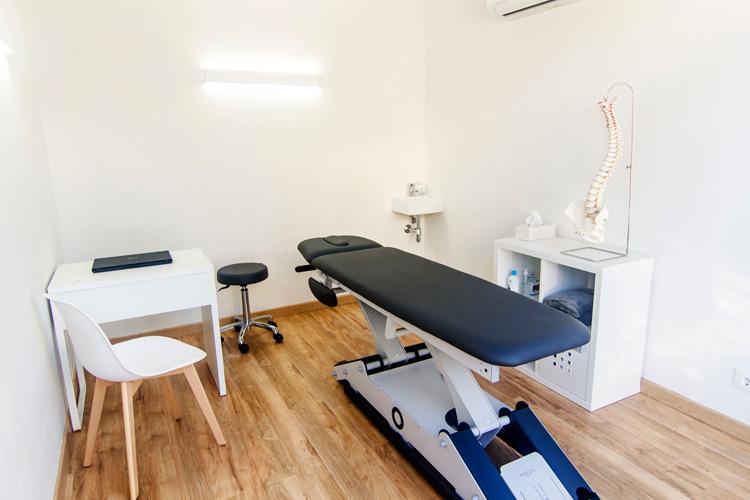 Consulta provada de fisioteràpia i osteopatia